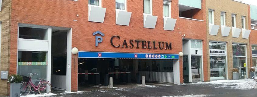 Parkeergarage Castellum